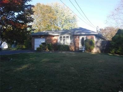931 Sycamore Ave, Bohemia, NY 11716 - MLS#: 3179597