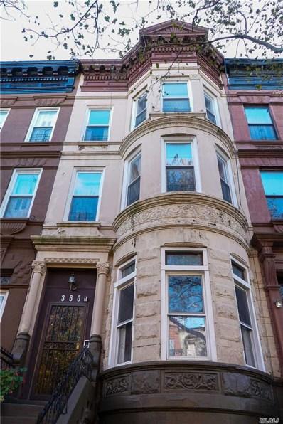 360 Jefferson Ave, Brooklyn, NY 11221 - MLS#: 3180364