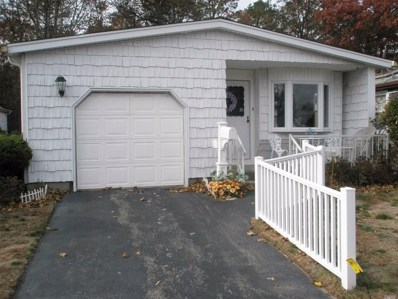 165 Village Circle W, Manorville, NY 11949 - MLS#: 3180423