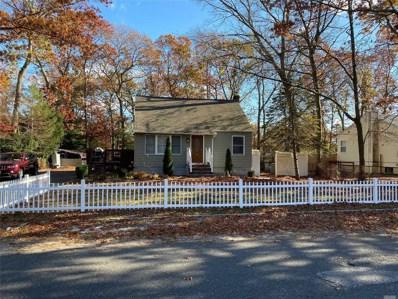 348 Revilo Ave, Shirley, NY 11967 - MLS#: 3180661