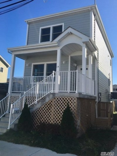 14 E 8th Rd, Broad Channel, NY 11693 - MLS#: 3180981