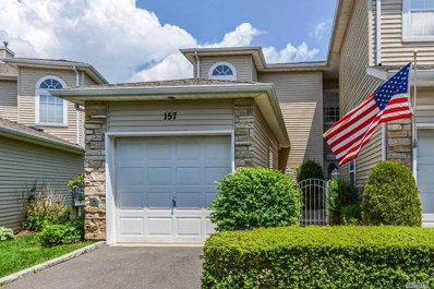 157 Windwatch Dr, Hauppauge, NY 11788 - MLS#: 3181935