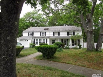52 Nottingham Dr, Middle Island, NY 11953 - MLS#: 3182551