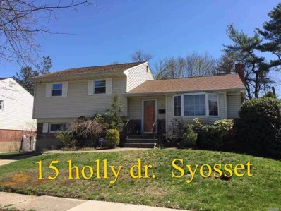 Holly Dr, Syosset, NY 11791 - MLS#: 3182575