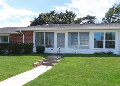 160 Falmouth Ct UNIT b, Ridge, NY 11961 - MLS#: 3182782