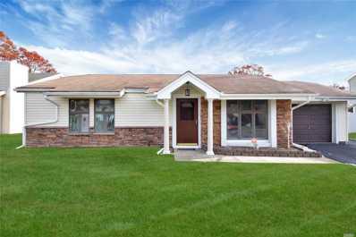 843 W Greenbelt Pky, Holbrook, NY 11741 - MLS#: 3183218