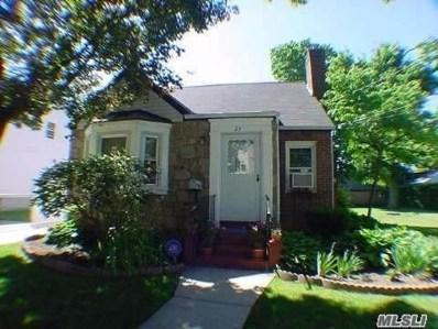 23 W Roosevelt Ave, Roosevelt, NY 11575 - MLS#: 3183228