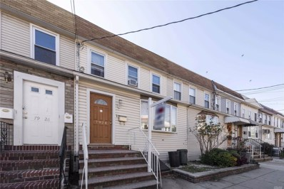 79-24 68th Rd, Middle Village, NY 11379 - MLS#: 3183294