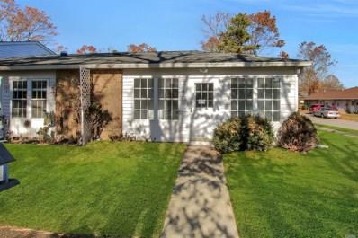 395 Woodbridge UNIT F, Ridge, NY 11961 - MLS#: 3183352