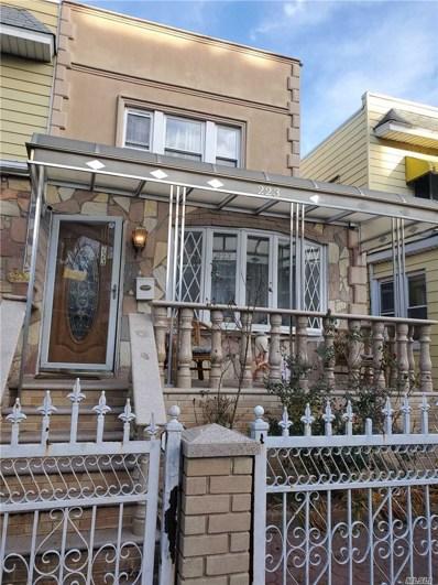 223 E 38th St, Brooklyn, NY 11203 - MLS#: 3183473