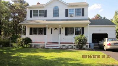 231 E Woodside Ave, E. Patchogue, NY 11772 - MLS#: 3183515