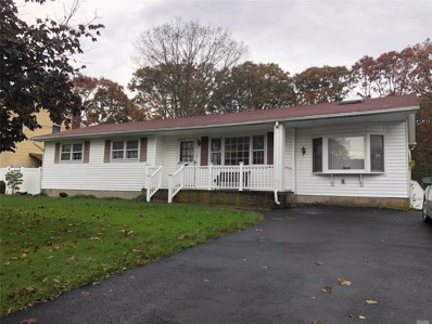 137 Arpage Dr, Shirley, NY 11967 - MLS#: 3183545