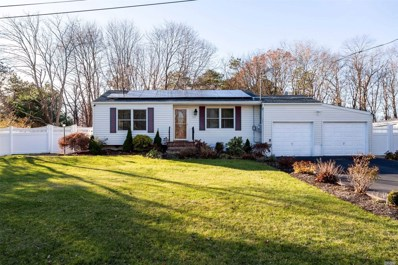708 Amsterdam Ave, E. Patchogue, NY 11772 - MLS#: 3183939