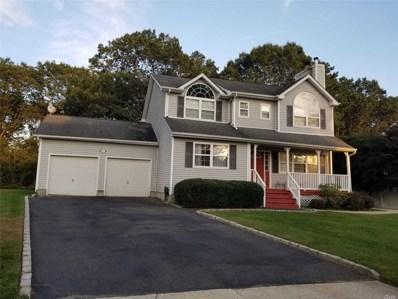 19 Monarch St, Pt.Jefferson Sta, NY 11776 - MLS#: 3184214