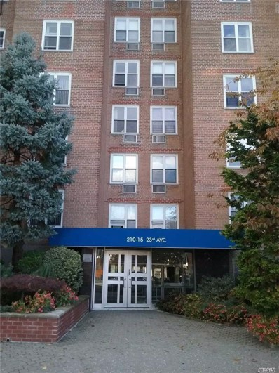 210-15 23 Ave UNIT 6 B, Bayside, NY 11360 - MLS#: 3184266
