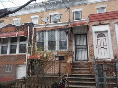 765 Vermont St, Brooklyn, NY 11207 - MLS#: 3184491