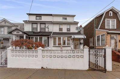 89-13 107th Ave, Ozone Park, NY 11417 - MLS#: 3184889
