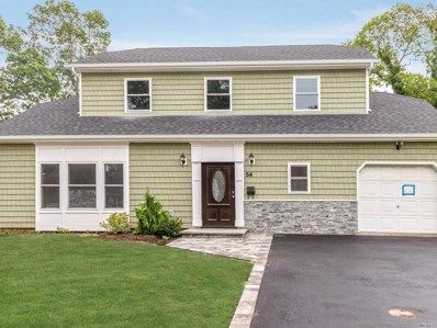 54 William St, Copiague, NY 11726 - MLS#: 3184903