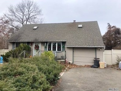 1154 Brookdale Ave, Bay Shore, NY 11706 - MLS#: 3184936