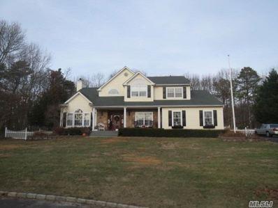 37 Hilltop Ln, Manorville, NY 11949 - MLS#: 3185013