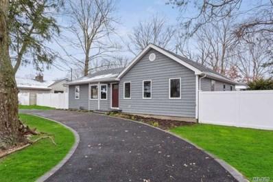521 Nicolls Rd, Deer Park, NY 11729 - MLS#: 3185073