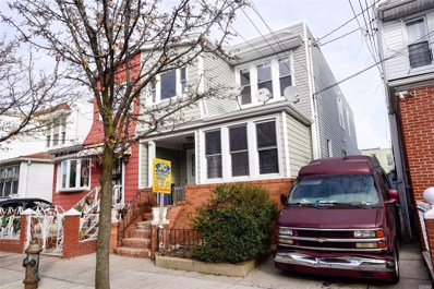 90-11 76th St, Woodhaven, NY 11421 - MLS#: 3185074
