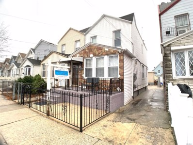 115-26 125th St, S. Ozone Park, NY 11420 - MLS#: 3185210