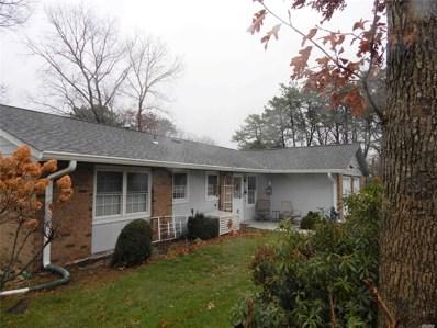 320 Woodbridge Dr UNIT B, Ridge, NY 11961 - MLS#: 3185413
