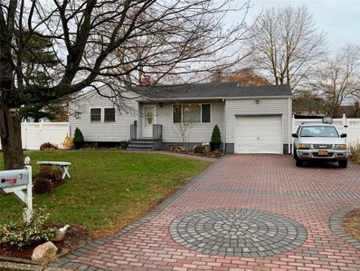 631 Amsterdam Ave, E. Patchogue, NY 11772 - MLS#: 3185508
