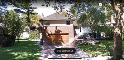 845 Baldwin Dr, Westbury, NY 11590 - MLS#: 3185532