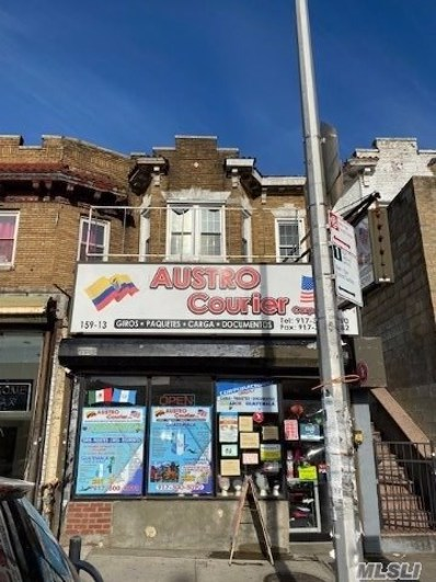 159-13 Hillside Ave, Jamaica, NY 11432 - MLS#: 3185732