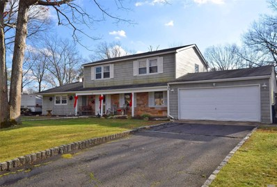 12 Woodridge Ln, Coram, NY 11727 - MLS#: 3185771