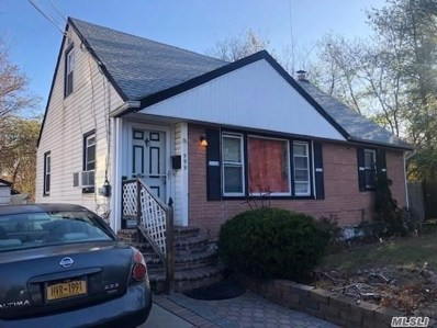 599 Mitchell St, Uniondale, NY 11553 - MLS#: 3186478