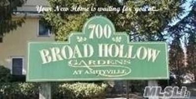 700 Broadway UNIT 11, Amityville, NY 11701 - MLS#: 3186950