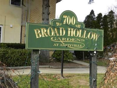 700 Broadway UNIT 36, Amityville, NY 11701 - MLS#: 3187271
