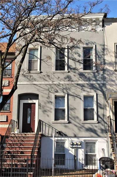127 Eldert St, Brooklyn, NY 11207 - MLS#: 3187515