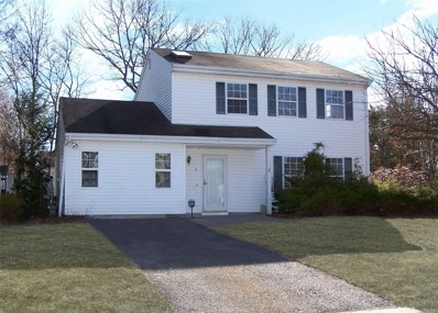 2 Blair Ct, Coram, NY 11727 - MLS#: 3187570