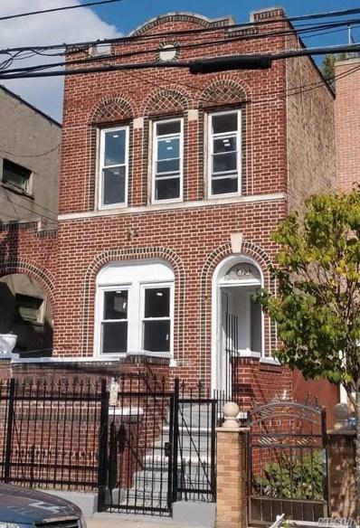 469 Atkins Ave, Brooklyn, NY 11208 - MLS#: 3187708