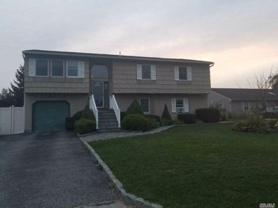 12 Blueberry Ln, E. Patchogue, NY 11772 - MLS#: 3188159