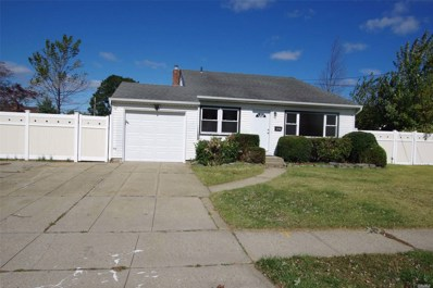 251 N Michigan Ave, Massapequa, NY 11758 - MLS#: 3188602