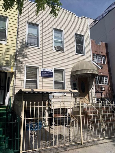 179A Schaefer St, Brooklyn, NY 11207 - MLS#: 3188781