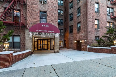 67-30 Dartmouth St UNIT 7T, Forest Hills, NY 11375 - MLS#: 3188786