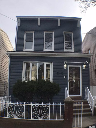 80-42 88th Ave, Woodhaven, NY 11421 - MLS#: 3188829