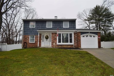 46 Mount Rainier Av, Farmingville, NY 11738 - MLS#: 3188905