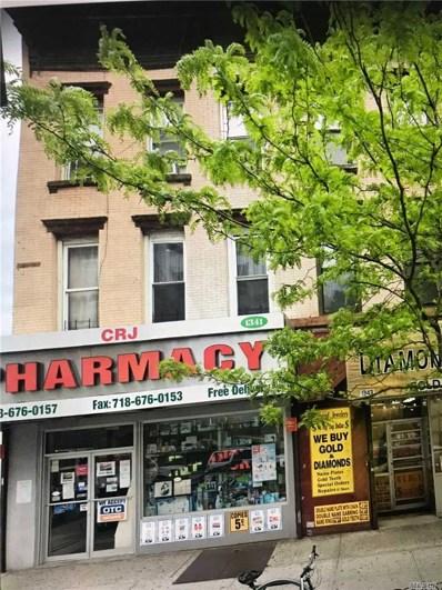 1341 Fulton St, Brooklyn, NY 11216 - MLS#: 3189181