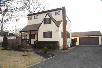 12 Roosevelt Ave, Selden, NY 11784 - MLS#: 3189531