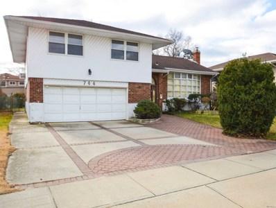 744 Hillcrest Pl, N. Woodmere, NY 11581 - MLS#: 3189759