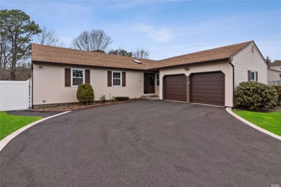 6 Apple Blossom Ln, E. Patchogue, NY 11772 - MLS#: 3189961
