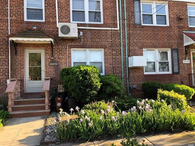 222-92 Braddock Ave, Queens Village, NY 11428 - MLS#: 3190466