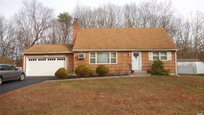 293 Tyler Ave, Miller Place, NY 11764 - MLS#: 3190614